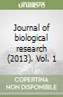 Journal of biological research (2013) (1)