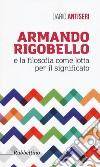 Armando Rigobello libro