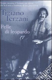 Pelle di leopardo libro di Terzani Tiziano