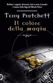 Il Colore della magia libro di Pratchett Terry