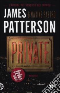 Private libro di Patterson James - Paetro Maxine