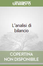 Analisi di bilancio libro di Giunta Francesco - Pisani Michele