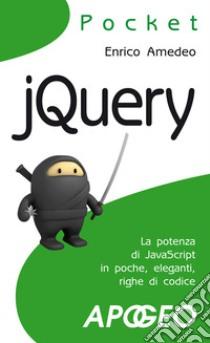 JQuery libro di Amedeo Enrico