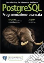 PostgreSQL. Programmazione avanzata libro