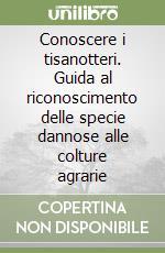 Conoscere i tisanotteri. Guida al riconoscimento delle specie dannose alle colture agrarie libro di Marullo Rita