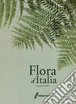 Flora d'Italia. Vol. 1 libro
