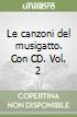 Le canzoni del musigatto. Con CD (2)
