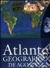 Atlante Geografico De Agostini n.e. libro