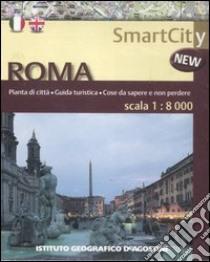 Roma 1:8.000. Ediz. italiana e inglese libro