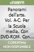 Panorami dell'arte. Vol. C. Per la Scuola media. Con DVD-ROM. Con e-book. Con espansione online libro