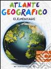 Atlante geografico elementare libro