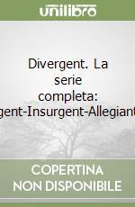 Divergent saga: Divergent-Insurgent-Allegiant-Four libro di Roth Veronica