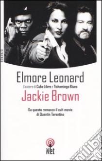 Jackie Brown libro di Leonard Elmore