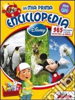La mia prima enciclopedia Disney libro