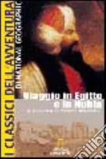 Viaggio in Egitto e in Nubia libro di Belzoni G. Battista