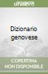 Dizionario genovese