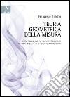 Teoria geometrica della misura libro