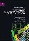 Eserciziario di statistica economica e contabilit� nazionale