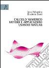 Calcolo numerico. Metodi ed applicazioni usando Matlab