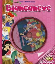 Biancaneve. Con DVD libro di Grimm Jacob - Grimm Wilhelm