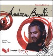 Andrea Bocelli libro