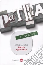 Patria 1978-2010 libro