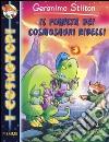 Il pianeta dei cosmosauri ribelli libro