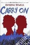 Carry on libro