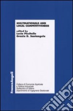 Multinationals and local competitiveness libro