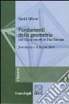 Fondamenti della geometria. Con i supplementi di Paul Bernays libro