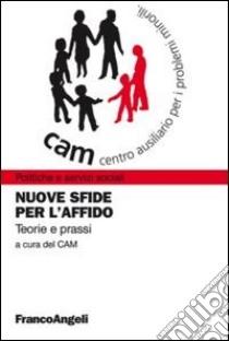 Nuove sfide per l'affido. Teorie e prassi libro di Centro ausiliario per i problemi minorili (cur.)