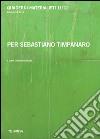 Quaderni materialisti vol. 11-12 libro
