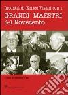 Incontri di Enrico Visani con i grandi maestri del Novecento libro