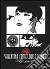 Valentina come Louise Brooks. Il libro nascosto libro di Crepax Guido