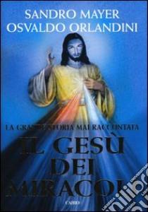 Il Gesù dei miracoli libro di Mayer Sandro - Orlandini Osvaldo