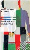 Poetica storica della novella libro