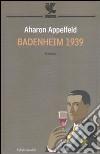 Badenheim 1939 libro