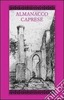 Almanacco caprese (14) libro