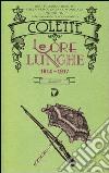 Le ore lunghe 1914-1917 libro