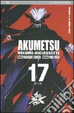 Akumetsu. Vol. 17 libro