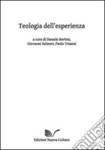 Teologia dell'esperienza libro