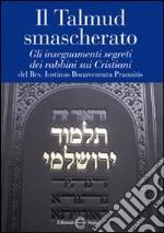 Il Talmud smascherato libro