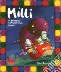 Milli. Un fantasma mostruosamente tenero libro di Baumgart Klaus