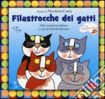 Filastrocche dei gatti dalla tradizione italiana libro di Costa Nicoletta
