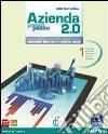 AZ.PASSO PASSO 2.0 VOL.1-2 BIEN/5 ANNO + PIANO CONTI ED.INTER