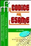 CODICE PER L'ESAME 2011