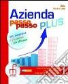 AZIENDA PASSO PASSO PLUS 2 (2) libro