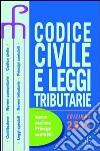 CODICE CIVILE E LEGGI TRIBUTARIE 2011 libro