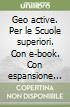 GEO ACTIVE 2 VOL+GEOACTIVE+ITE+DIDASTORE libro