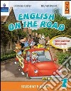 English on the road. Practice book. Per la Scuola elementare (5) libro